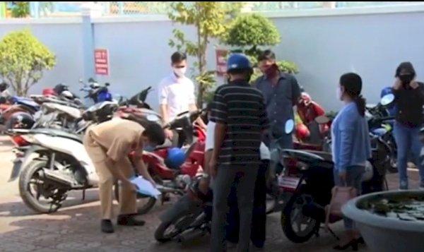 MuaBanNhanh cập nhật điểm đăng ký xe máy tại TPHCM