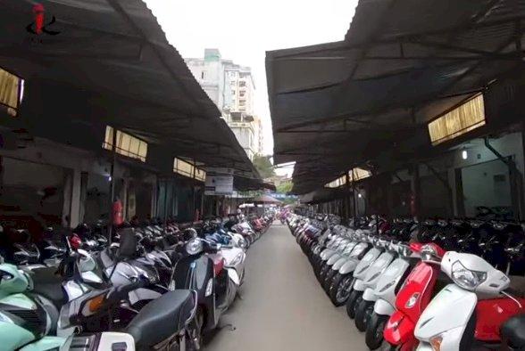 Mua bán xe máy cũ Hà Nội uy tín, giá tốt