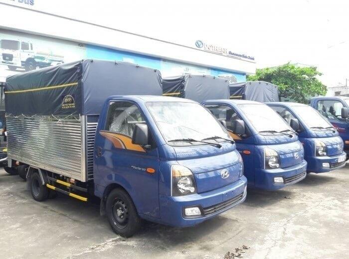 Tư vấn mua xe tải nhỏ chở hàng